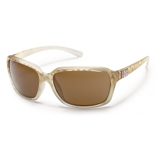 Blossom - Brown Polarized Polycarbonate by Suncloud in Evanston Il