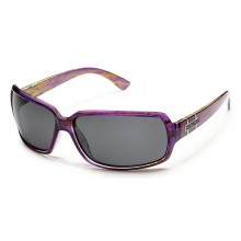 Poptown - Gray Polarized Polycarbonate by Suncloud in Nibley Ut