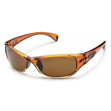 Star - Brown Polarized Polycarbonate by Suncloud in Pocatello Id