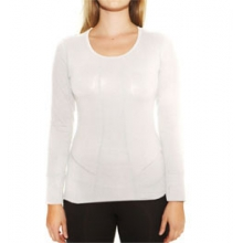 HOTTOTTIES 2.0 Cloud Nine CS Midweight Long Sleeve Scoopneck Shirt - Women's in State College, PA