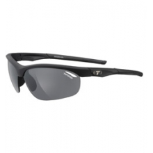 Veloce Interchangeable Lens Sunglasses - Matte Black/Smoke/AC Red/Clear
