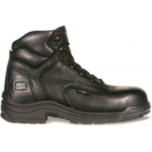 Men's Timberland® Pro™ Titan® Composite Toe Black by Timberland