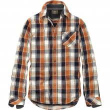 Men's Long Sleeve Allendale River Plaid Brushback Overshirt by Timberland