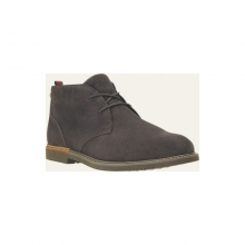 Mens Brook Park Suede Chukka Shoes - Closeout Dark Brown Suede by Timberland