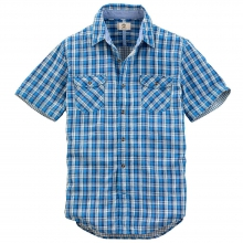 Timberland Men's SS Hubbard River Double Layer Shirt by Timberland
