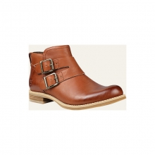 Womens Earthkeepers Savin Hill Ankle Boots - Closeout Light Brown Dry Gulch by Timberland