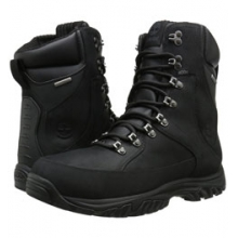 """Thorton 8"""" WP Winter Boot - Men's - Black In Size: 9 by Timberland"""