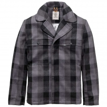 Timberland Men's Mountain Plaid Dock Coat by Timberland