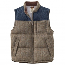 Timberland Men's Bolton Mountain Down Vest by Timberland