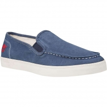 Men's Newport Bay Moc Toe Slip On Shoe by Timberland
