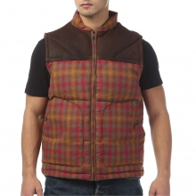 Timberland Men's Pendleton Field Mountain Vest by Timberland
