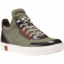 Men's Amherst High Top Canvas Chukka Shoe by Timberland