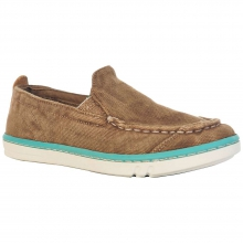Junior Earthkeepers Hookset Hand Crafted Shoe by Timberland