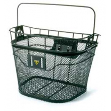 Wire Metal Front Bike Basket by Topeak