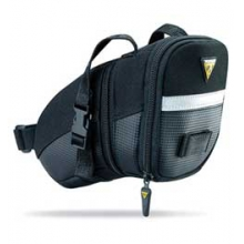 Medium Aero Seat Wedge Bag (Saddle Bag) With Velcro by Topeak