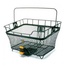 MTX Wire Mesh Rear Bike Basket by Topeak
