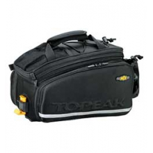 MTX Rear Bike Trunk Bag DXP with Expandable Panniers by Topeak