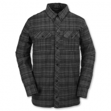 Men's Simons Insulated Flannel Jacket/Button Up Long Sleeve Shirt in State College, PA