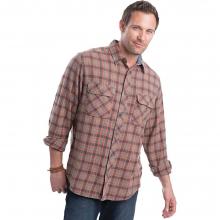 Men's Miners Wash Flannel Shirt
