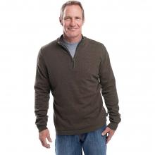 Men's The Windward Half Zip Sweater by Woolrich
