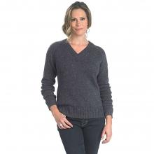 Women's Isabel Vee Neck Sweater by Woolrich