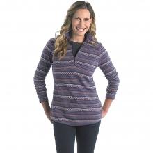 Women's Mile Run Half Zip Knit Sweater by Woolrich