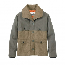 Women's The Mix-Up Wool Jacket by Woolrich