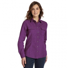 Womens Heather Chamois Shirt