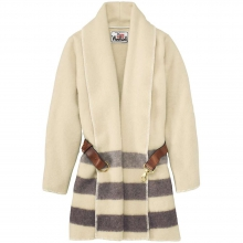 Women's Suffolk Stripe Blanket Bridle Coat
