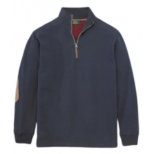 Boysen Half Zip Sweater - Men's-Dark Loden-S by Woolrich