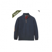 Mens Boysen 1/2 Zip - Sale Deep Indigo XL by Woolrich