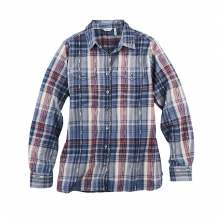 Women's Cottonwood Dobby Shirt by Woolrich