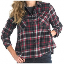 Women's Oxbow Bend Shirt Jacket by Woolrich