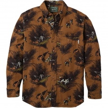 Men's Tiadaghton Printed Shirt by Woolrich