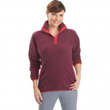 Women's Trail Blazing Fleece Pullover by Woolrich