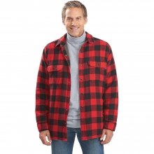 Men's Oxbow Bend Lined Shirt Jac Jacket by Woolrich