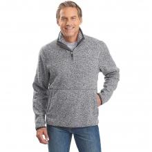 Men's Grindstone Fleece Half Zip Top by Woolrich