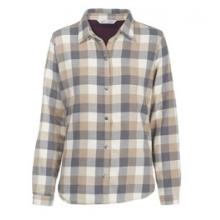 Pemberton Fleece-Lined Flannel Shirt Jac - Women's in Peninsula, OH