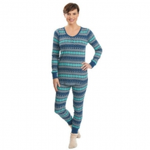 Women's Huckleberry Thermal Set by Woolrich