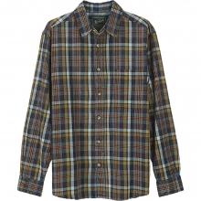 Men's Red Creek Long Sleeve Shirt by Woolrich