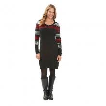 Women's Avalanche Henley Sweater Dress by Woolrich