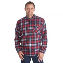 Men's Tall Pine Flannel Shirts S REG
