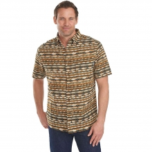 Men's Walnut Run Print SS Shirt in Burbank, OH