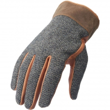 Men's Mill Wool Trigger Glove by Woolrich