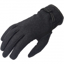 Women's Century Wool Glove by Woolrich