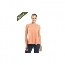 Womens Elemental Tank II Hot Guava Large by Woolrich