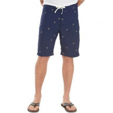 Men's Hemlock Lake Embroidered Water Shorts by Woolrich