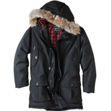 Arctic Down Parka - Men's - Black In Size: Large by Woolrich