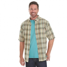 Timberline Madras Plaid Mens Shirt by Woolrich