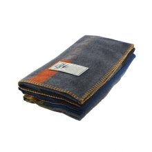 Mid State Trail Jacquard Blanket by Woolrich